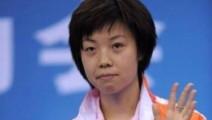 大魔王张怡宁在美留学 有外国人自称乒乓球打得好,然后~