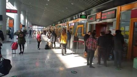 哈尔滨: 哈西客运站,道外客运站,南岗客运站,三棵树客运站实景