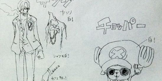果实先生手绘小孩