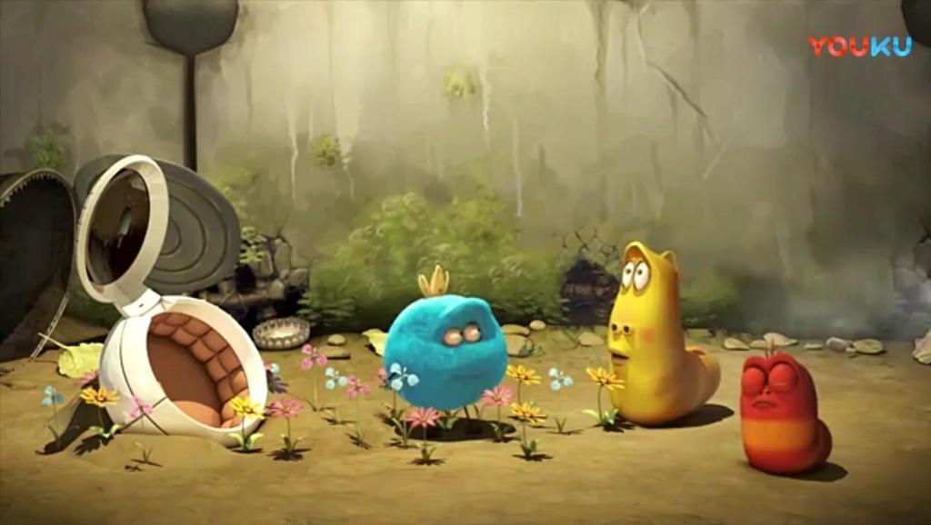 爆笑虫子 欺负外星人是要挨揍的