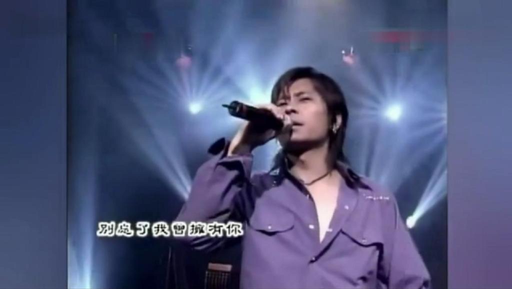 林俊杰PK王杰同唱《忘了你忘了我》毋庸置疑,杰哥永远的王者