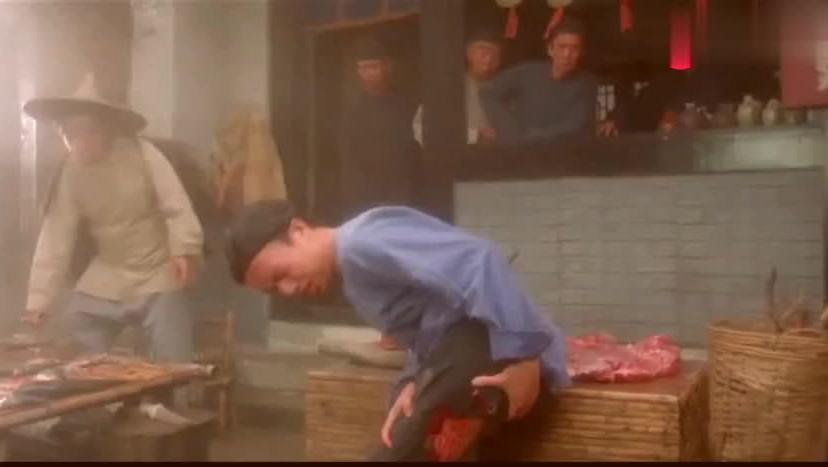 电影1992年上映,以5326万票房再次打破香港电影票房记录