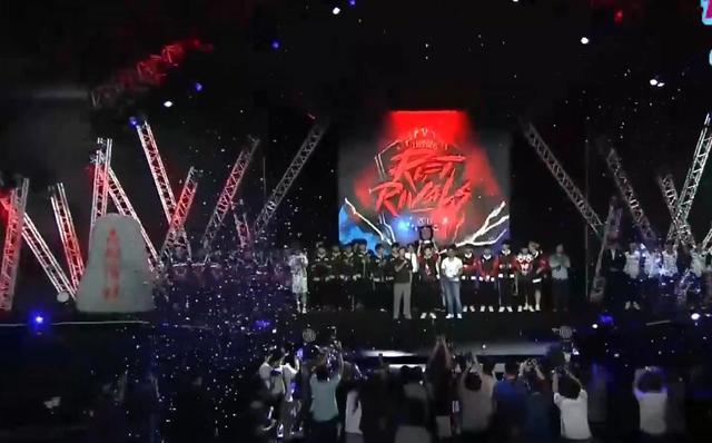 胜利的歌我要再唱一百年!洲际赛LPL夺冠混剪