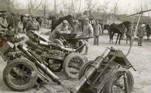 淮海战役中, 解放军每天要打光30000发炮弹, 国军: 这么多从哪来的