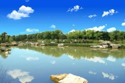 洛宁西子湖水利风景区是以故县水库为载体, 以库区周围旅游景点为主