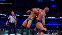 爆裂震撼2017 近期最强的黑马金德马哈尔打败毒蛇 加冕冠军
