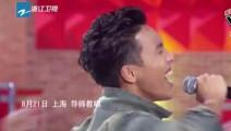 中国好声音: 国粤语对唱版《光辉岁月》引全场沸腾,人气王陈乐基意外出局