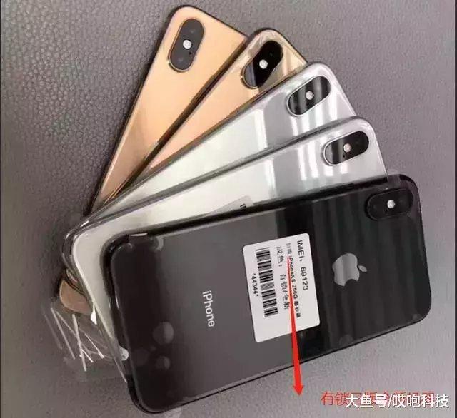 水货有锁iPhone X, 你会买吗?