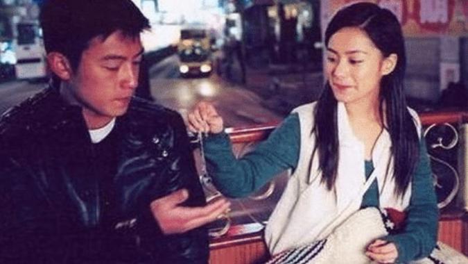 """阿娇当年有多""""惊艳"""",难怪能征服男神陈冠希"""