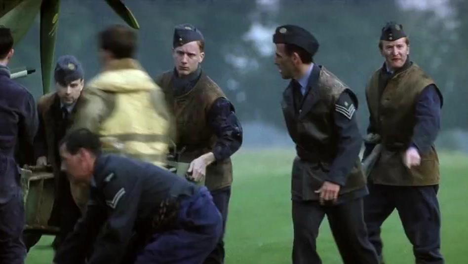 经典战争电影片段五《珍珠港》激烈空战场景