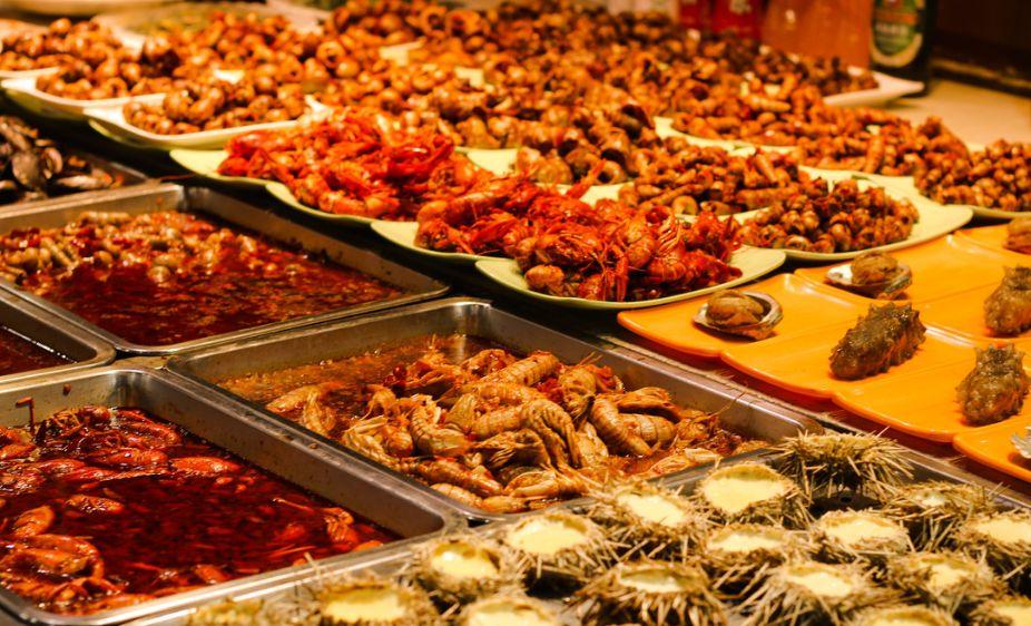 全国必吃的15条美食街