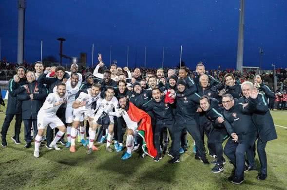 C罗不能不让人佩服, 但现在的葡萄牙大腿绝对是B席!