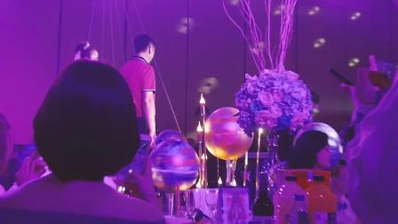 台灣人体验大陆婚礼 北京婚礼如此奢華