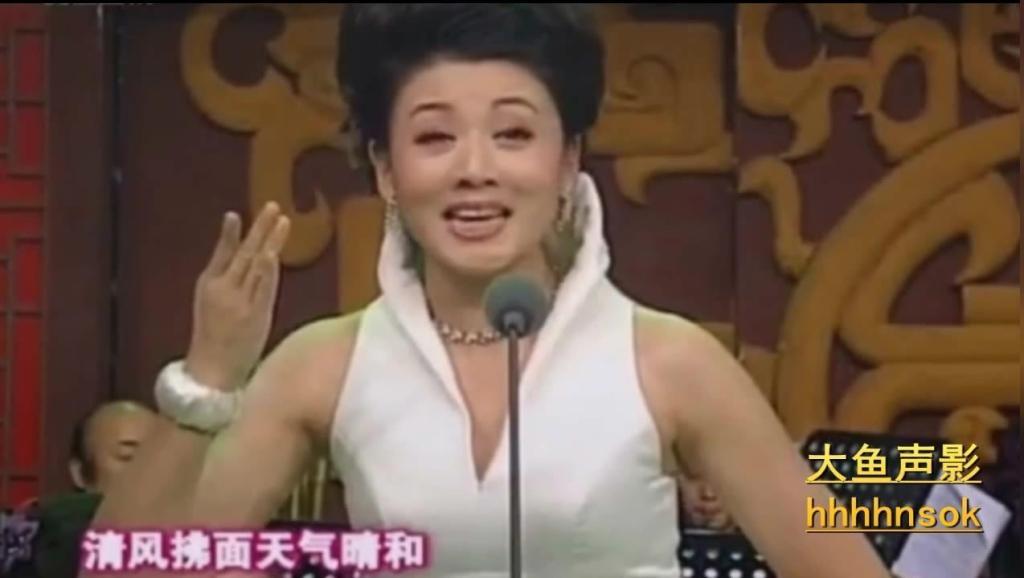 黄梅戏《送香茶》选段,演唱: 韩再芬