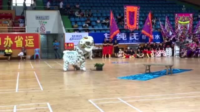 广东音乐醒狮高清版视频