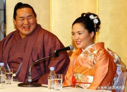 为何日本美女喜欢嫁给相扑选手? 因为他们这两方面比较厉害