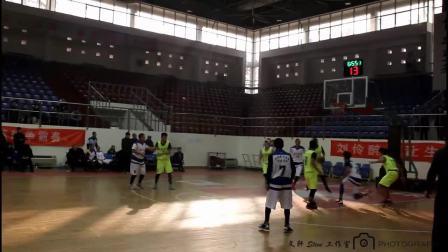 河北金融男篮8号夏天 保定大学篮球联赛集锦
