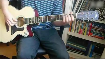 吉他入门 陶喆 爱很简单