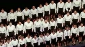 《天空之城》现场合唱版 有生之年如果能听一会现场版 此生无憾