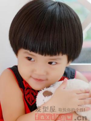 儿童短发发型步骤 打造可爱小萌宝