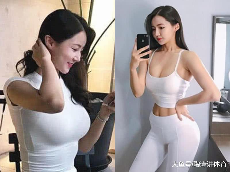 31岁女子沙漏型身材引人侧目, 童颜翘臀让人误以为是20岁少女