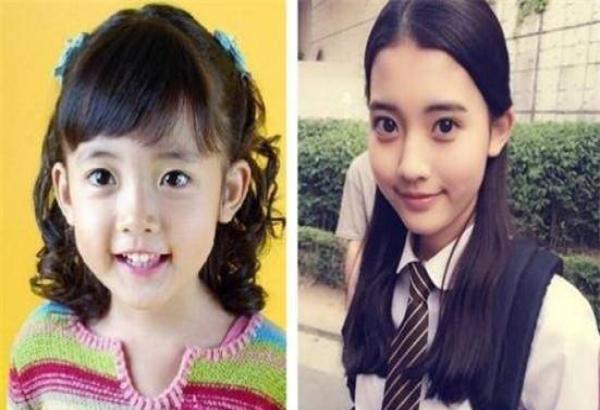 韩国童星郑多彬,看照片就知道,也是从小美到大的.