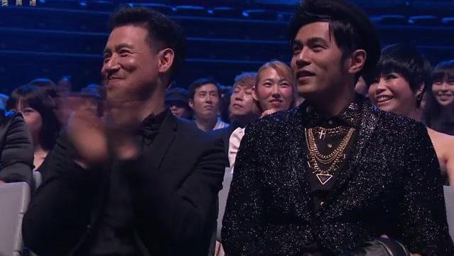 第22届台湾金曲奖颁奖典礼周杰伦走红地毯