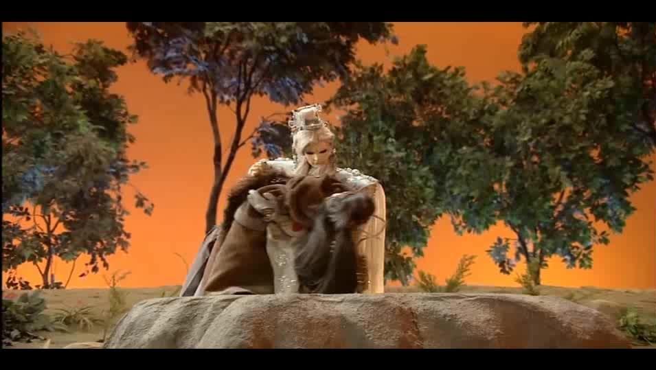 霹雳布袋戏片段: 原无乡埋葬罪负英雄