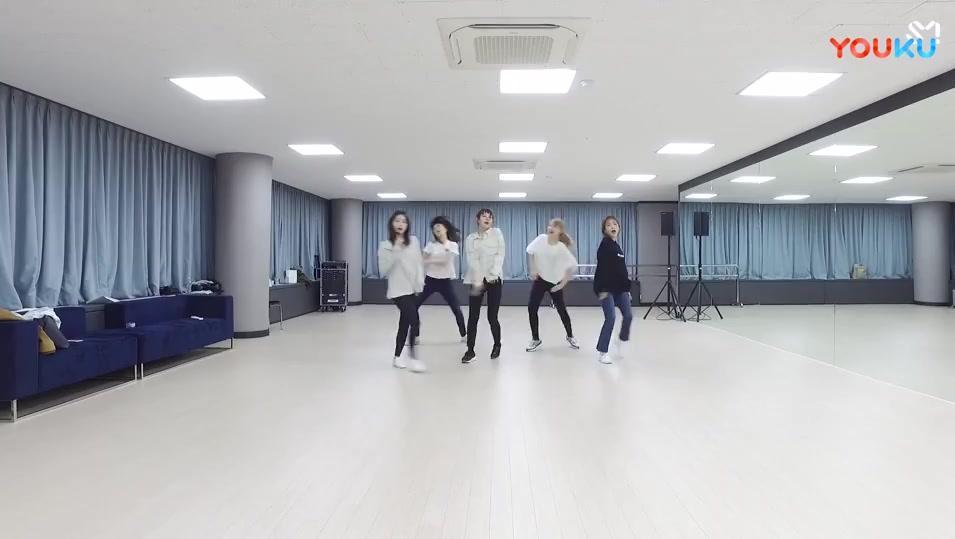 Red Velvet《LOOK》DANCE PRACTICE VIDEO练习室