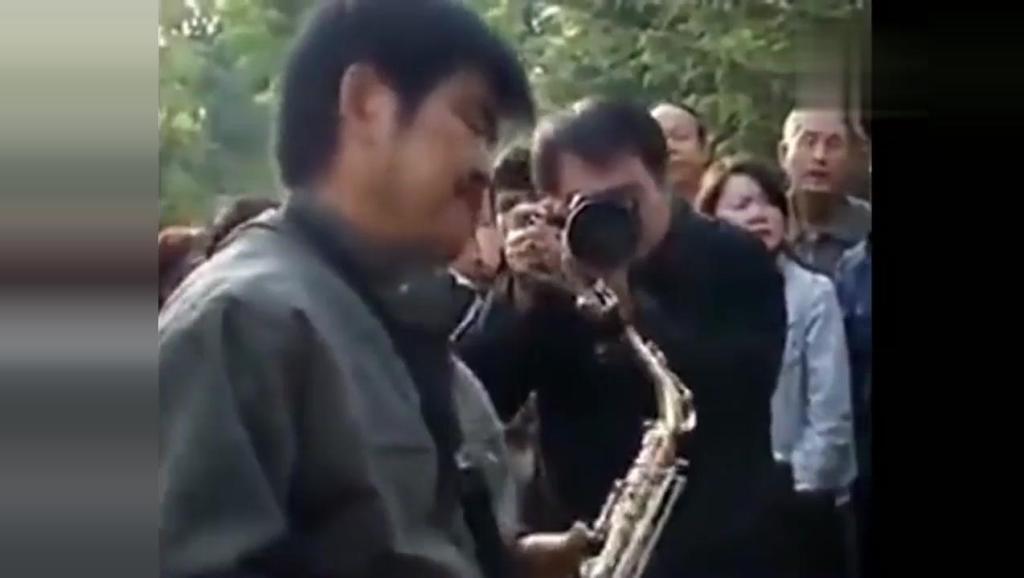 萨克斯曲 天路 徐昕霖演奏