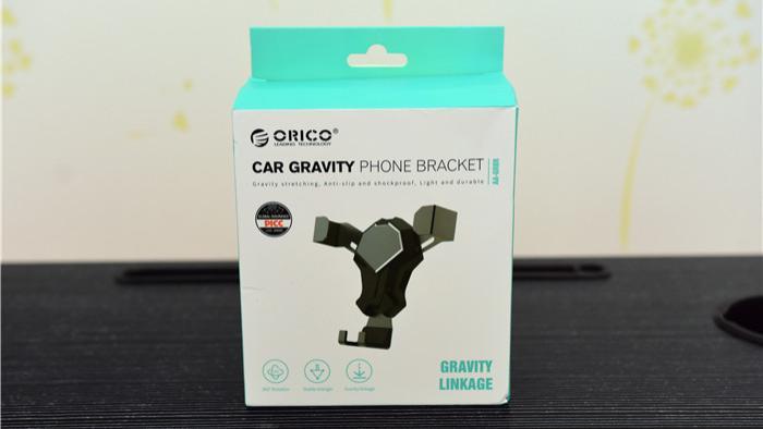 智慧出行, 安全相伴——ORICO重力车载手机支架