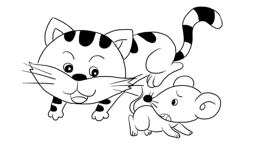 打开 手工diy漂亮的蛋糕 亲子益智儿童玩具 打开 小花猫与小老鼠儿童