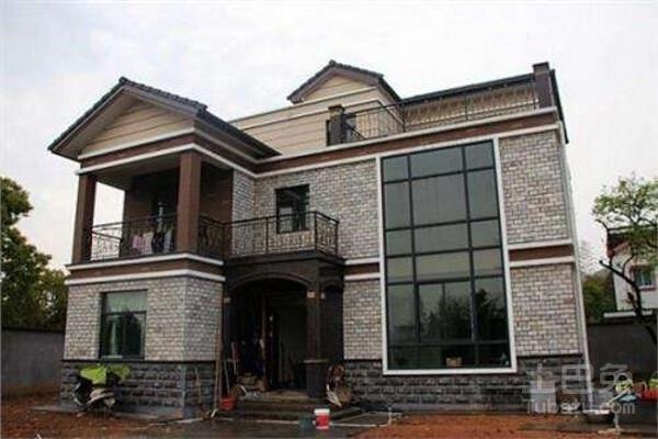 房子外墙瓷砖颜色哪种好看