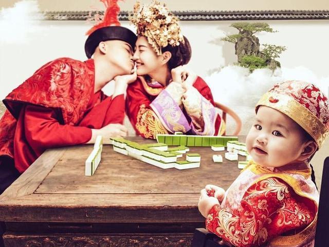 包貝爾買不起北京房子, 一家人一直租房子住, 大手筆婚禮是被逼婚