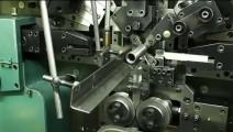弹簧的机械制造过程,强大的德国机械不得不服!