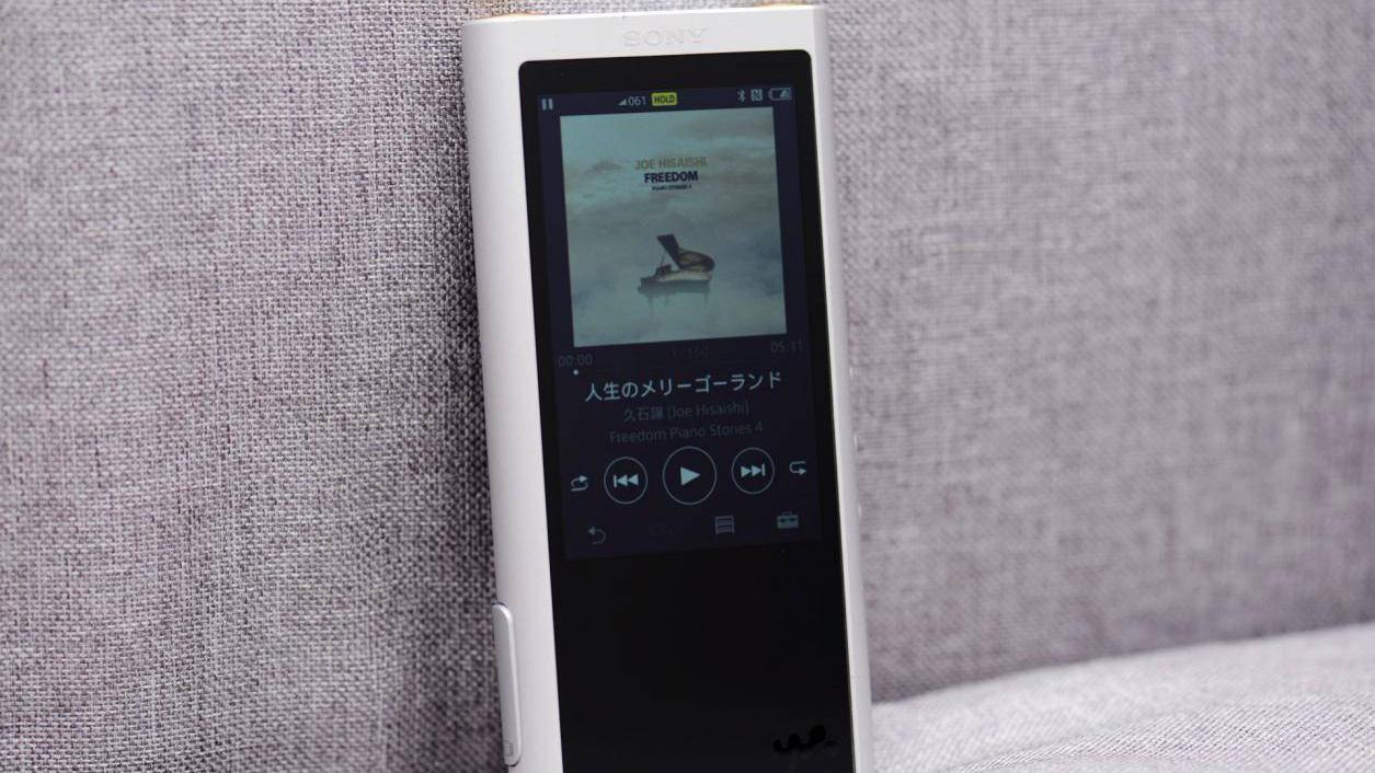 尽享动人天籁, 索尼NW ZX300A数字音乐播放器评测