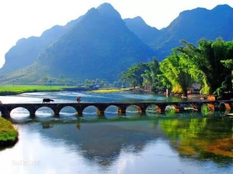 钦州八景风景区