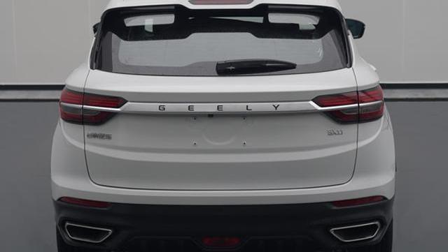 宝骏510迎来劲敌,吉利全新SUV即将上市,6万多块比博越还漂亮!