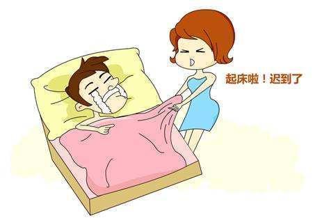 """其实,在睡梦中的人,第一次接收到""""起床""""的信号,当时人看似还睡着,其实"""