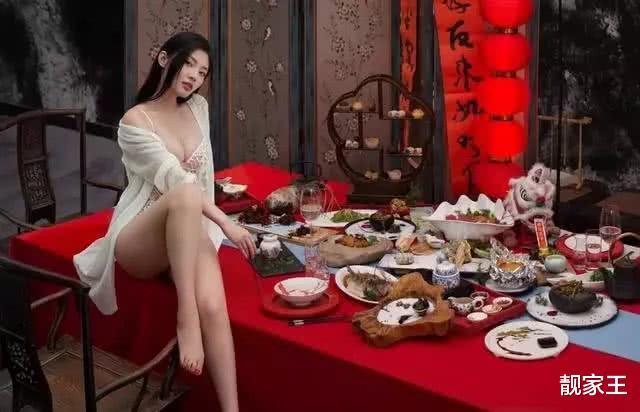 """徐冬冬《男人装》展现火辣身材, 并附赠饕鬄大餐, 网友: 开""""吃""""啦!"""