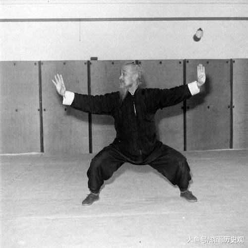 这门拳法在中国几乎无人知, 但在日本却受到疯狂推崇, 全因此牛人