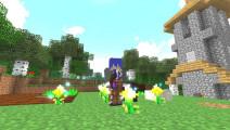 我的世界美丽新世界06: 魔力之初,太阳花与夜颠花