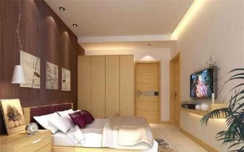 现代卧室装修效果图, 实用与灵活的结合体