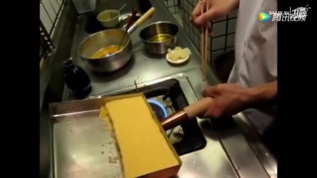 在家试试日本的煎蛋方法, 味道非常棒!