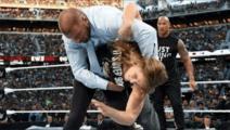 摔角狂热31 洛克请来UFC女皇隆达罗西 这实力吓人!