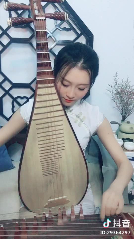 ck娱乐传媒-古筝灵儿-铁血丹心