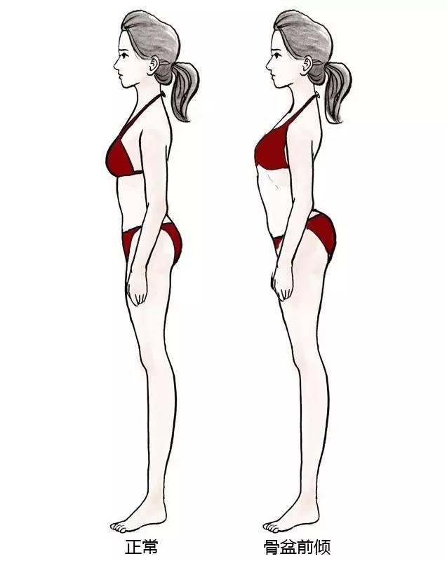 肌肉女生卡通图片