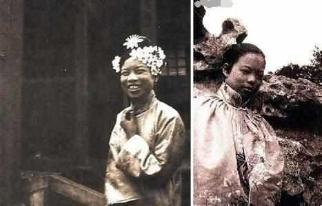 晒晒清朝皇帝妃嫔们的真实形象 别被清宫剧忽悠了, 看得出皇帝真的图片