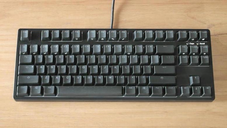 【爱电子产品】IKBC F87机械键盘评测(搬运自TaeKeyboards