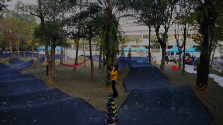 Bestrider骑行深圳龙岗自行车赛场天珺熊猫骑士乐园训练